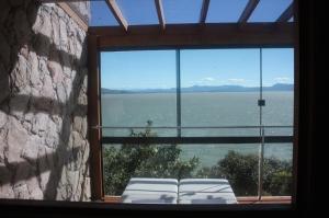 Vista da sauna