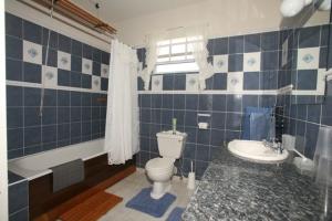 Banheiro da Blue Room