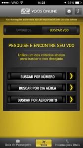 infraereo app