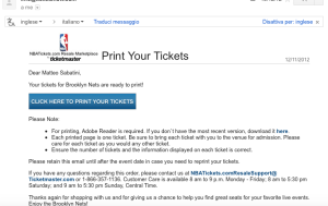 nba ticketmaster