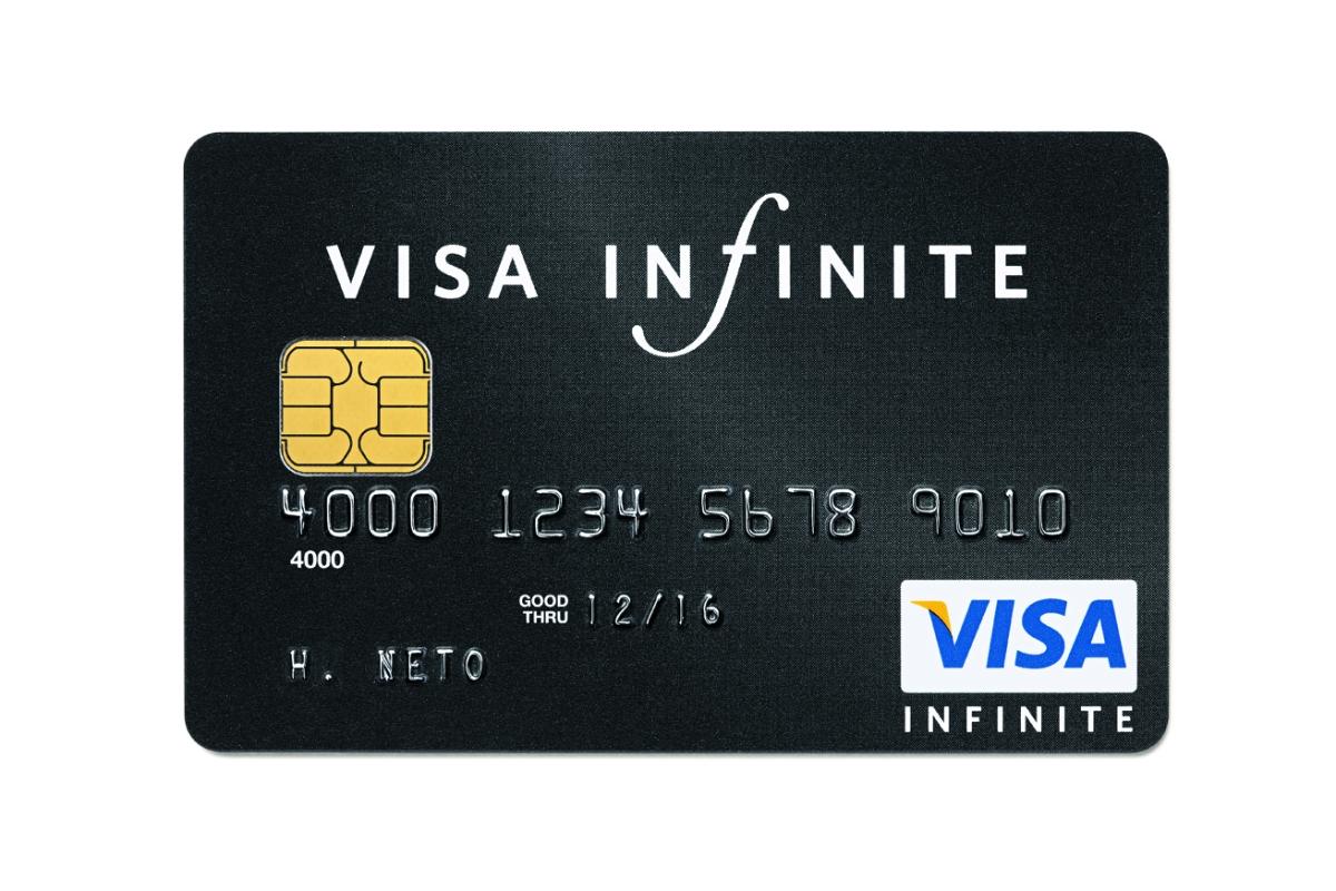 Benefícios do cartão Visa Infinite nas viagens