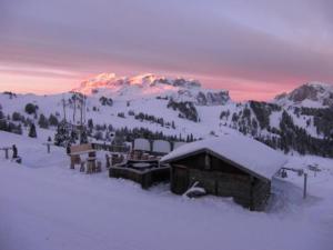 esquiar na italia