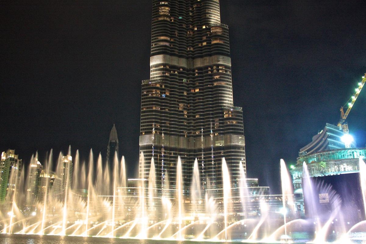 Burj Khalifa: o prédio  mais alto do mundo!