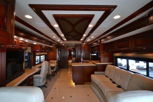 trailers luxo