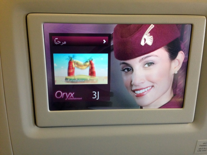 qatar airways executiva