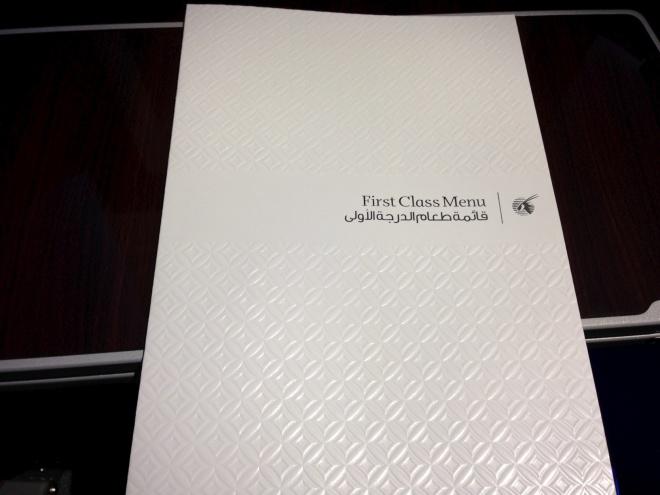 qatar Dubai doha first class