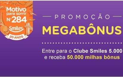 clube smiles bonus