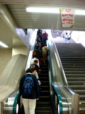 escada japao