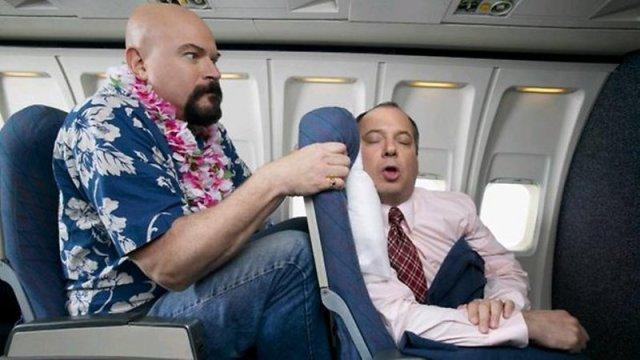 08 dicas sono avião