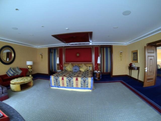 burj al arab royal suite
