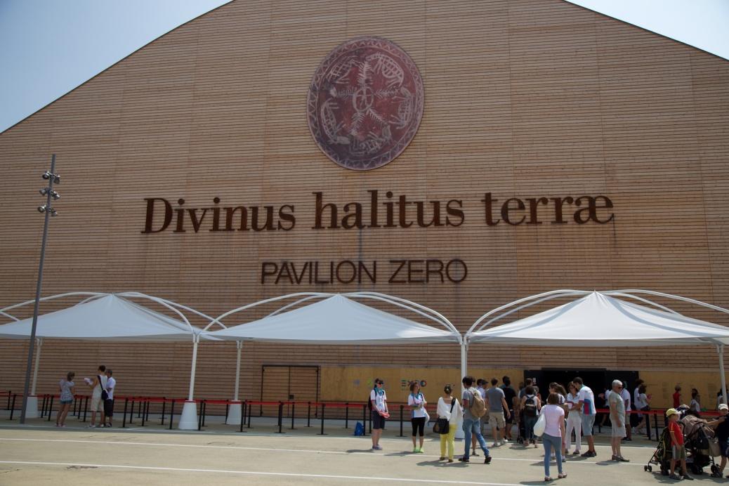 expo 2015 milão itália